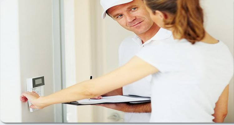 Como instalar alarme residencial?